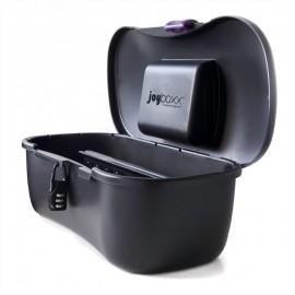 Boîte de rangement hygiénique pour sextoys - Joyboxx noir