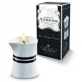 Bougie de massage Athens aphrodisiac - Petits Joujoux