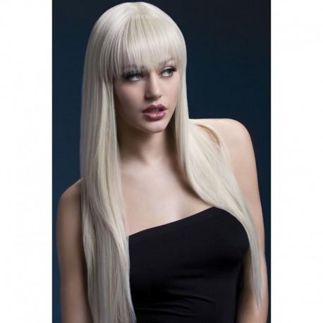 Parrucche fantasia Blonde Jessica 66 cm – Fever