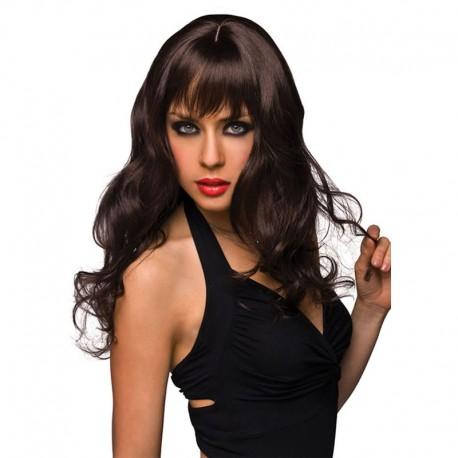 Fantasia parrucca biondo platino - Lola