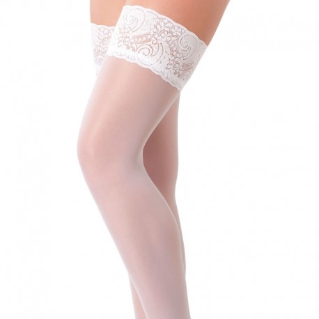 Rimba White stockings - 1456