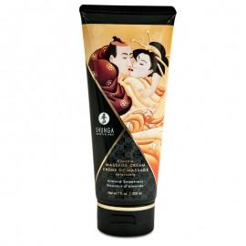 Crème de massage délectable Shunga - Douceur d'amande