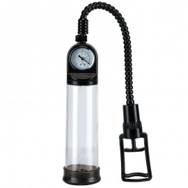 Automatische Eichelpumpe - Apollo Head Pump clear