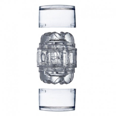 Fleshlight Quickshot transparent - Masturbatore