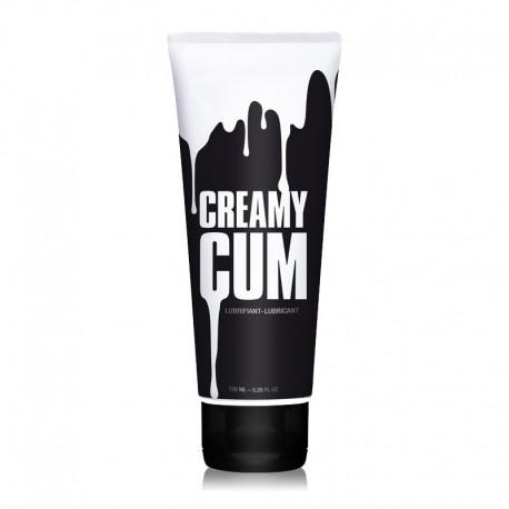 Lubrifiant couleur sperme – Creamy Cum 100 ml