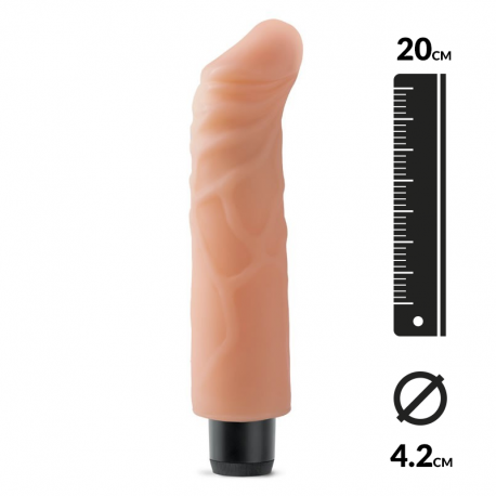 G-Punkt Vibrator Real Feel Life Like N°6