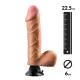 Vibratore con ventosa Flesh 21cm – Pipedream Real Feel N° 10