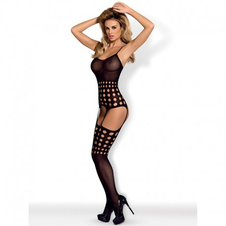 Bodystocking Nero G310 - Obsessive
