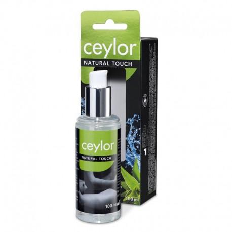 Ceylor Natural Touch - Gel lubrifiant naturel doux à l'Aloe Vera