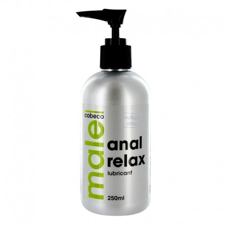 Relax Anal Gleitmittel 250ml - Male