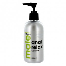 Lubrifiant anal relax 250ml - Male
