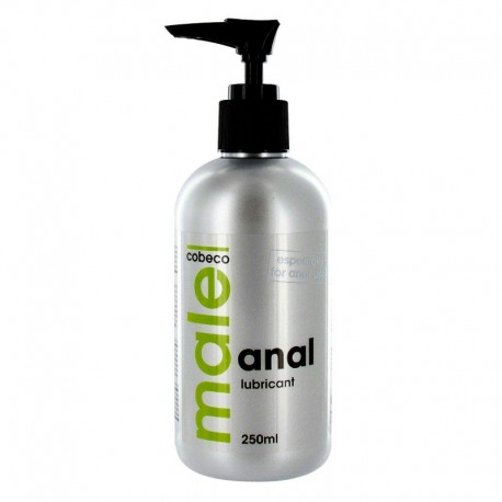 Lubrifiant anal 250ml - Male