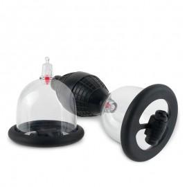 Mini vibrierende Pumpen für Nippel Pleasure Cups - Pipedream