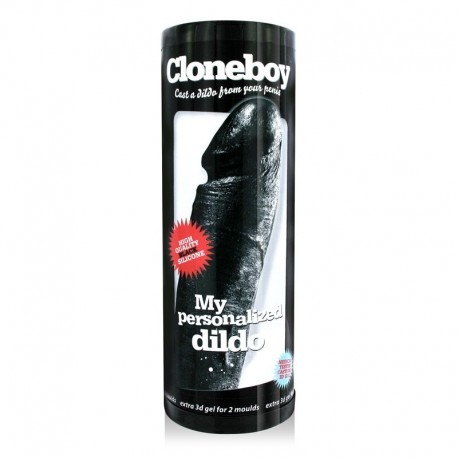 Cloneboy Dildo Kit Black - Penis Abdruck Set