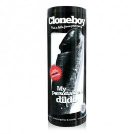 Cloneboy Dildo Kit Black - Set Stampo Del Pene