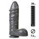 Giant Dildo 28cm Ballistic - American Bombshell Doc Johnson