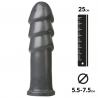 Giant Butt Plug B10 Warhead 25cm - American Bombshell Doc Johnson