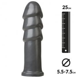 B10 Warhead Plug Anal géant 25cm - American Bombshell Doc Johnson