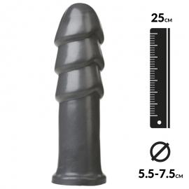 Fallo gigante B10 Warhead 25cm - American Bombshell Doc Johnson