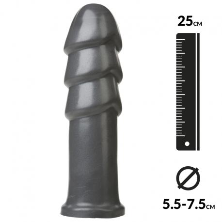 Riesendildo B10 Warhead 25cm - American Bombshell Doc Johnson