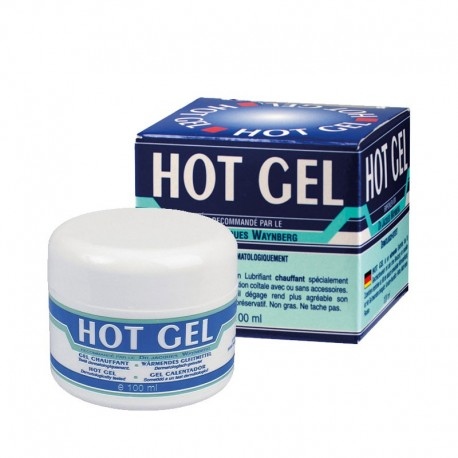 Lubrix Hot Gel Warm Gleittmitel 100
