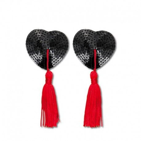 Nippies Black hearts - Paris - Hollywood