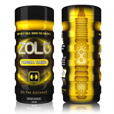 Masturbator for men Zolo Personal Trainer Cup