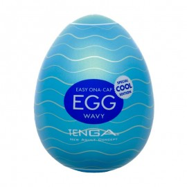 Tenga Egg Cool Edition - Einweg Masturbator