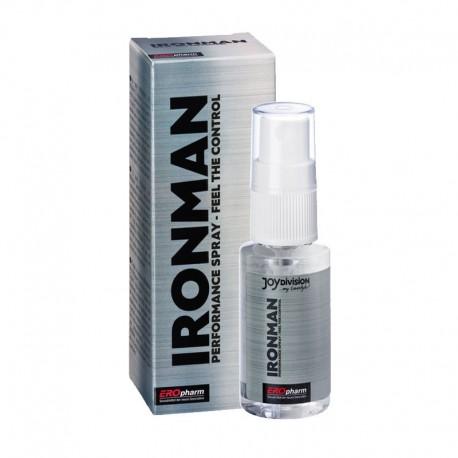 Verzögerung Spray EROpharm Ironman - Joydivision