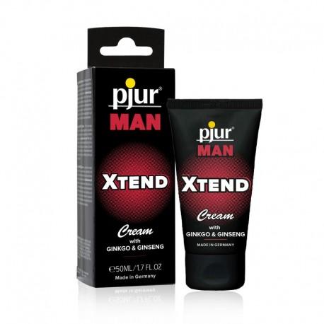 Pjur MAN XTEND Cream - Gel stimulant 50ml