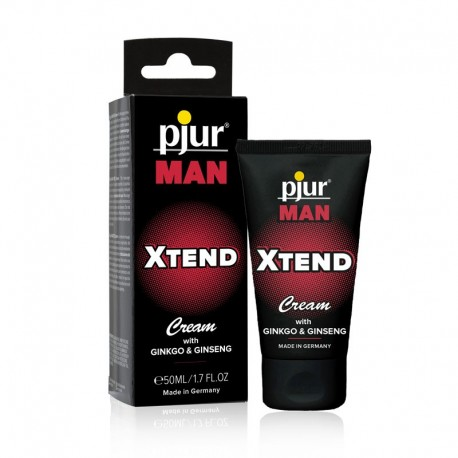 Pjur MAN XTEND - Erect Cream 50ml