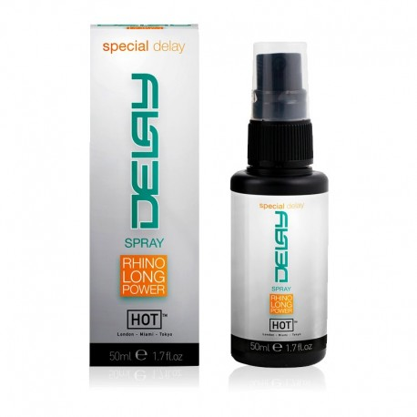 HOT Delay Spray 50ml - Verzögerunsspray