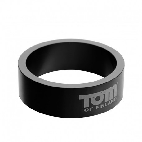 Aluminium cock ring 50mm - Tom Of Finland