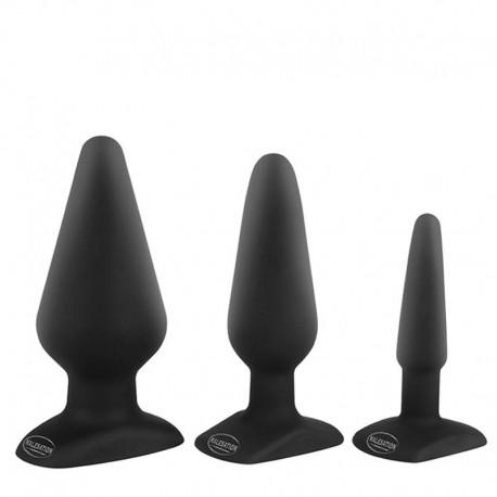 Classic butt plug Set - Malesation