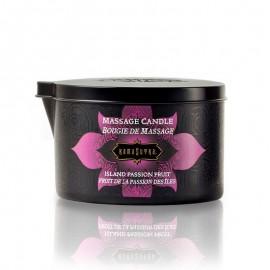 Kamasutra Cocoa Mint Seduction Massage Oil Candle 170gr