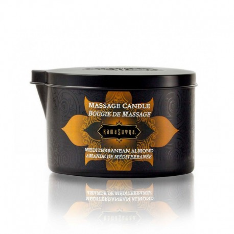 Mediterranean Almond Canddela per massaggi 170gr