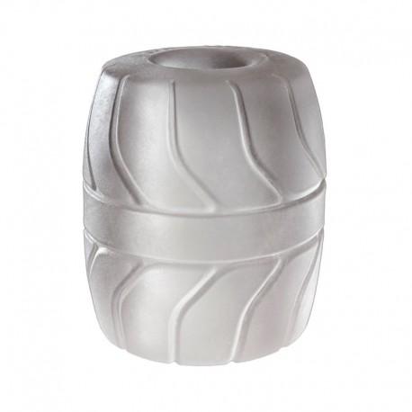 Etireur de testicules SilaSkin Ball Stretcher Clear - PerfectFit