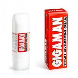 Gigaman - Creme zur Penisvergrößerung