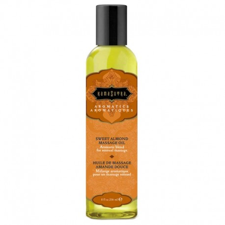 Kamasutra Massage Oil - Sweet Almond 200ml