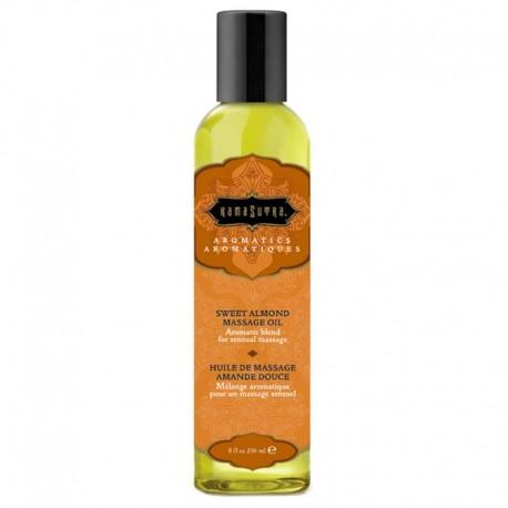 Olio per massaggi Kamasutra - Sweet Almond 200ml