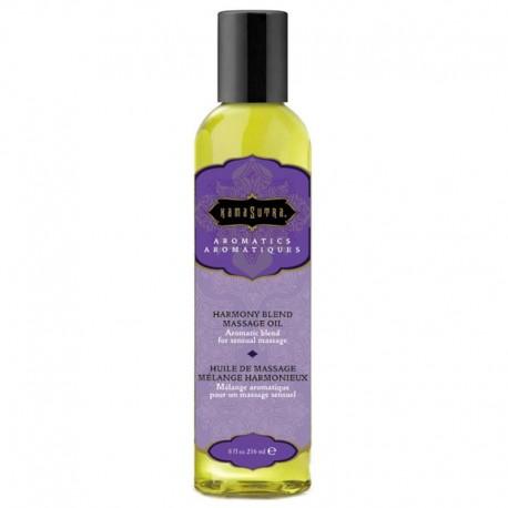 Aromatic Massage Oil Harmony Blend - Kamasutra