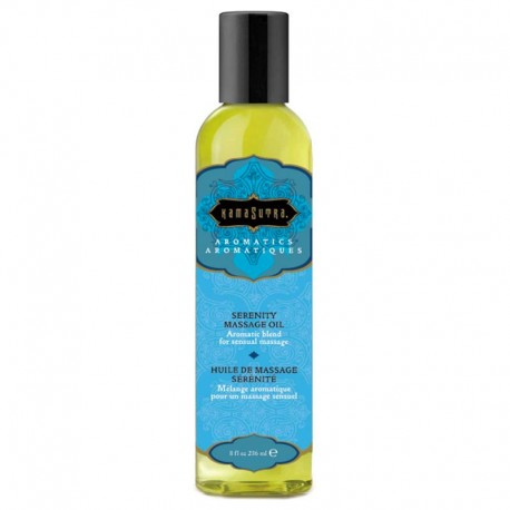 Aromatic Massage Oil Serenity - Kamasutra