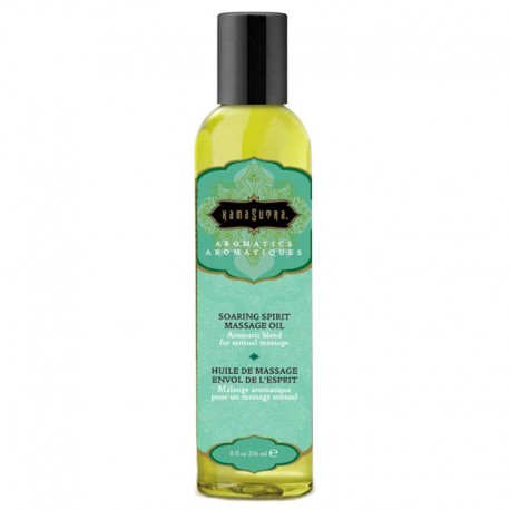 Kamasutra Aromatic Massage Oil - Soaring Spirit 200ml