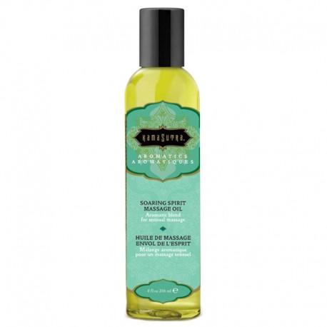 Kamasutra Aromatic Massage Oil - Soaring Spirit 200ml