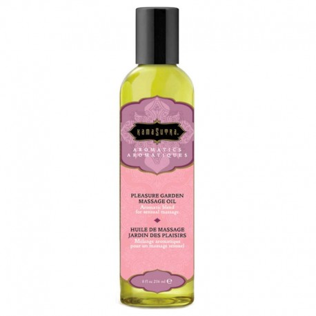 Kamasutra Aromatic Massage Oil - Pleasure Garden 200ml