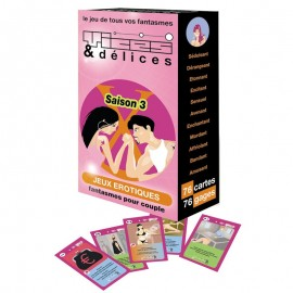 Vices & Délices Saison 3 - Giochi di carte birichine