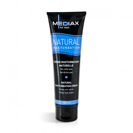 Mediax Natural - crema da masturbazione 150ml