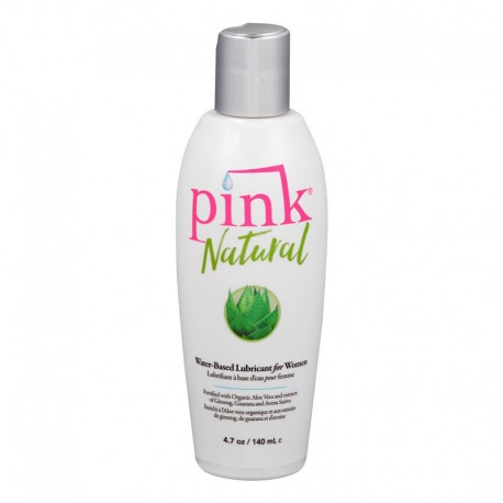 Natural lubricant for women - Pink 140ml