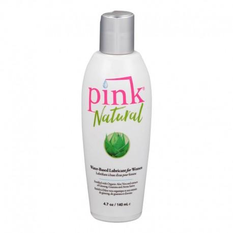 Natürliches Gleitmittel für Frauen - Pink 140ml