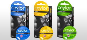 Preservativi Ceylor - Preservativo
